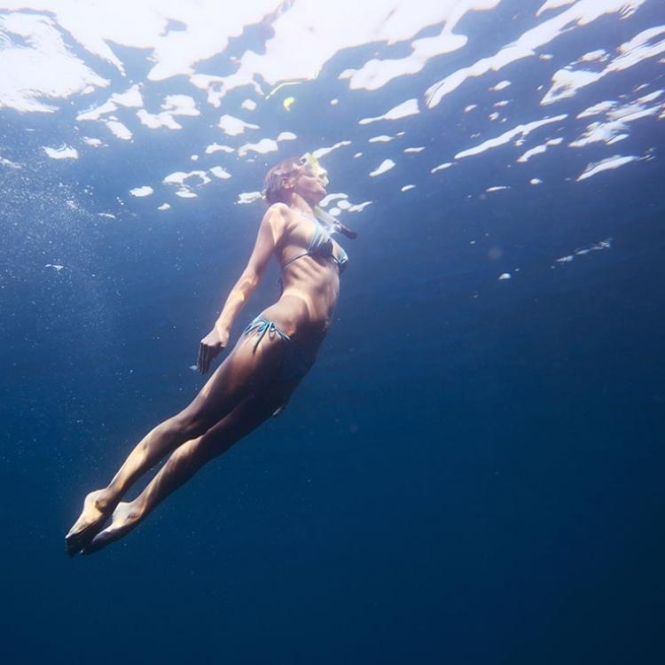 diving joy