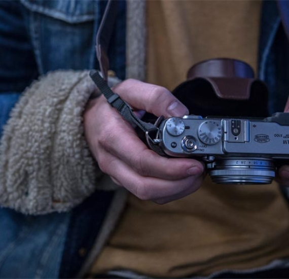 camera adjustment