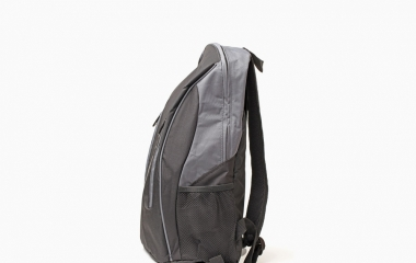 black-backpack