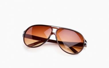 brown-glass